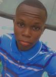 King , 18  , Pointe-Noire