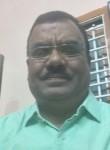 Bhaskar .K, 56 лет, Warangal