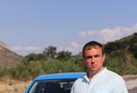 Oleg Danilchenko, 34 - Just Me