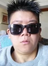 Man, 41, China, Hong Kong