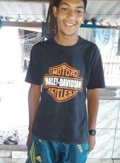 Guilherme , 18, Brazil, Brasilia