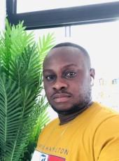 Simplo, 33, Ivory Coast, Abobo