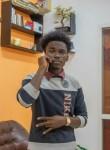 Verlin , 22  , Libreville