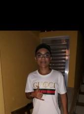Yruan, 19, Brazil, Guaruja