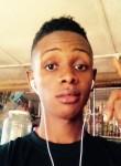 Drake Gomez, 22, Monrovia