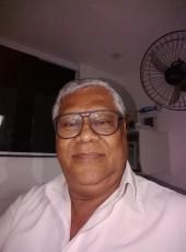 Isaias ll, 68, Brazil, Pedreira