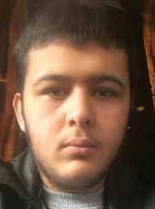 Necati, 22, Turkey, Ankara