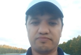 Abdullokh, 37 - Just Me