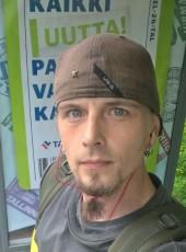 Petri, 36, Finland, Salo