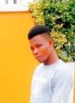 Ibrahim, 21, Accra