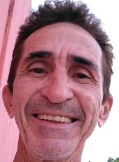 José Antônio , 67, Brazil, Sao Luis