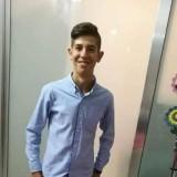 Francesco, 19  , Mazzarino