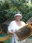 Elena , 51  , Kirovsk (Leningrad)