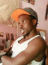 Lamin Ceesay, 27, The Gambia, Sukuta