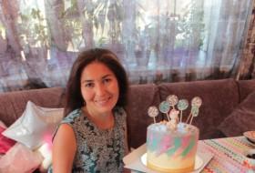 Alina, 40 - Just Me