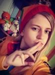 Kristina, 20, Novosibirsk