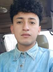 Nelson Gutierrez, 22, Guatemala, Guatemala City
