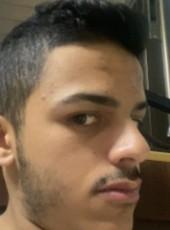 Yazan, 20, Palestine, East Jerusalem