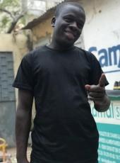 lamine, 25, Senegal, Dakar