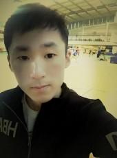 毛毛虫, 26, China, Dalian