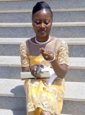 Heneka Ketekou, 29, Mauritania, Nouakchott