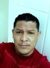 Alexandro Bentes, 35, Brazil, Santarem