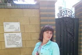 Nadenka , 35 - Just Me