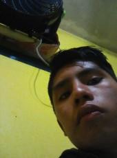 Diego García, 19, Mexico, Papantla de Olarte