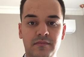 Fatih, 26 - Just Me