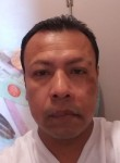 Salvador, 45  , Manhattan (State of New York)