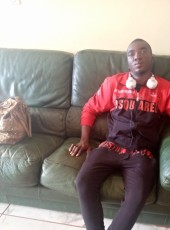 Vincent, 30, Cameroon, Yaounde
