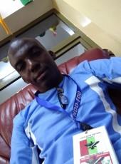 KUMENE Guillaume, 36, Burundi, Bujumbura