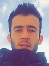 Saeed, 26, Iraq, Erbil