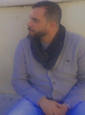 سليمان, 35, Hashemite Kingdom of Jordan, Qir Moav