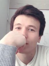 Nematillo, 24, Russia, Moscow