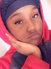 Keisha , 18, United States of America, Washington D.C.