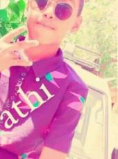 Saïr Yaniss, 25, Sudan, Omdurman
