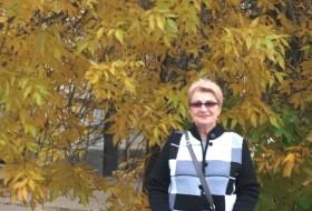 Lyudmila, 61 - Just Me