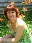 Larisa , 55, Simferopol