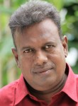Vikram, 56  , Puducherry