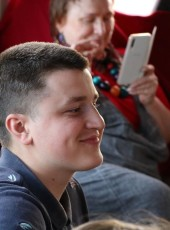 Seryega, 20, Russia, Moscow