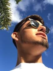Cory del Prado, 19, United States of America, University Park (State of Florida)
