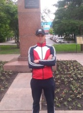 Andrey, 28, Russia, Omsk