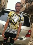 Chris David, 22, Lagos