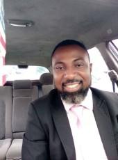 tega tomas, 37, Nigeria, Benin City