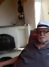 Otis Mentl, 73, Austria, Innsbruck