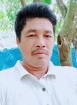 Abah nyak Nyak, 47  , Jambi City