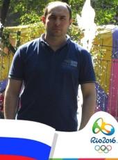 SOSLAN ZANGIEV, 44, Russia, Mytishchi