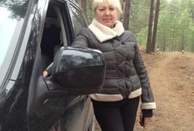 lyudmila, 66 - Just Me