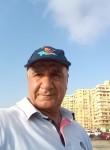 Awny, 62  , Cairo